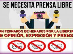 RED.San Fernando por la Libertad de Prensa. – copia