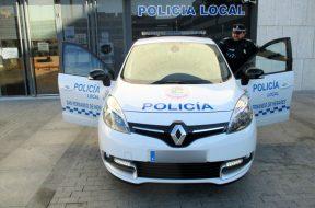 Policia Local Sanfer