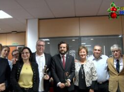 III Edición de los Premios de la Rosa- PSOE Sanfer