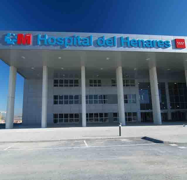Somos Coslada denuncia, que las Urgencias del Hospital del  Henares, se cerraron a  las ambulancias por Colapso de pacientes.