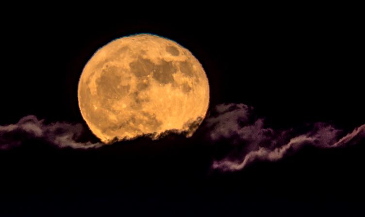 La noche del 30 al 31 de Enero, se despedirá con eclipse total, superluna y segunda Luna llena del mes.