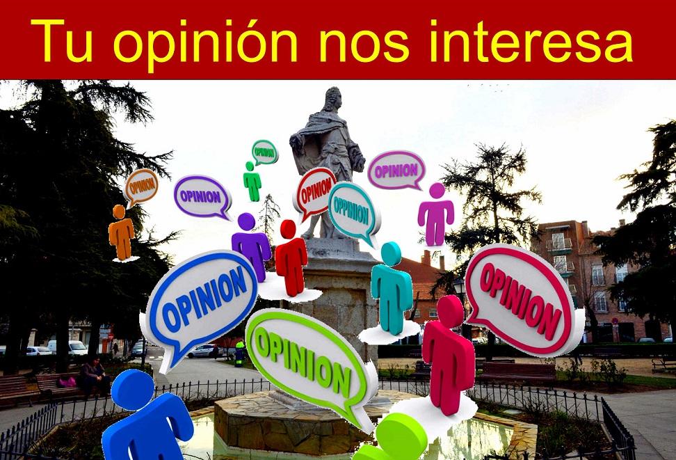 ¡¡ Tu opinión nos interesa !!