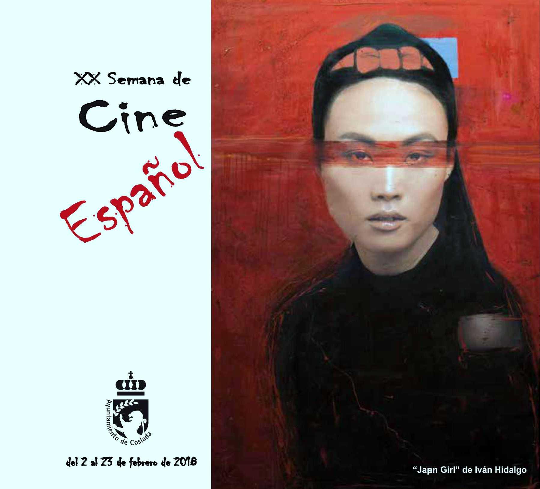 Vigésima edición de la Semana de Cine Español de Coslada.