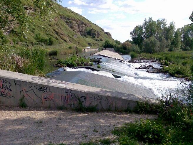 Sandro Algaba.- denuncia, el deterioro  y abandono por falta de mantenimiento del Parque Regional del Sureste.
