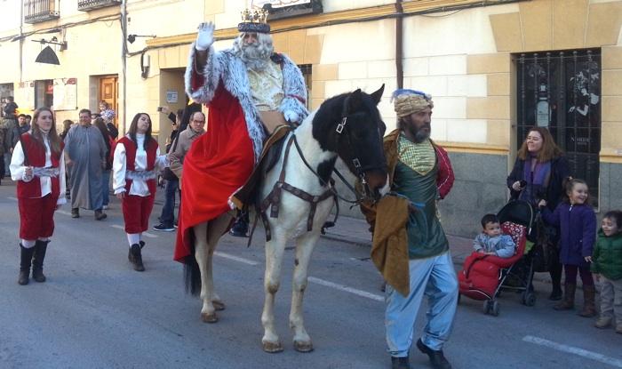 Los Reyes Magos se hospedarán los días 3, 4 y 5 de enero en la Fortaleza-Palacio Arzobispal de Alcalá de Henares.