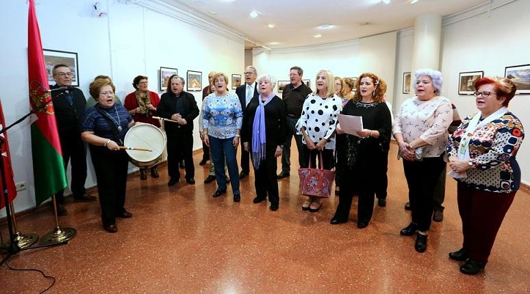 Una exposición abre la XXXI Semana Cultural de la Casa Regional de Andalucía en Coslada.