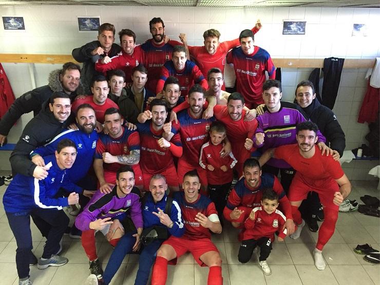 CD Coslada y CD San Fernando, vencen a sus respectivos rivales jugando en Casa.