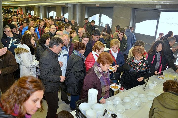 Éxito del Día de la Encina de la Casa de Extremadura en Coslada, celebrado este fin de semana .