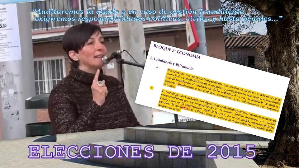 """La As. El Molino: """" Usted contribuyente, va a pagar un formidable negocio particular con este préstamo (33 millones de €) del Fondo de Impulso Económico. """""""