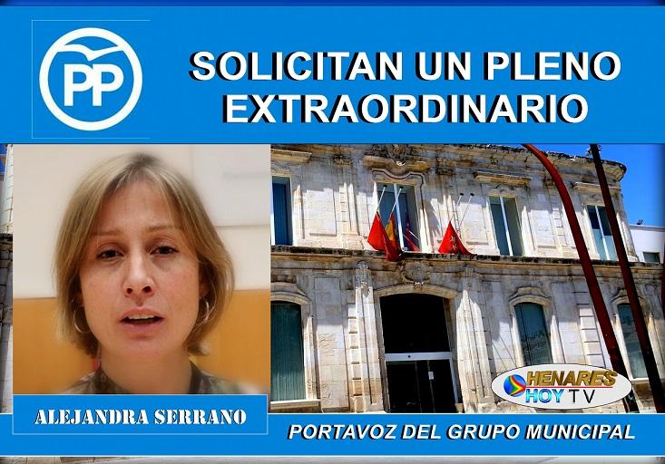 El Grupo Popular exige la convocatoria de un pleno extraordinario del Ayuntamiento de San Fernando de Henares.