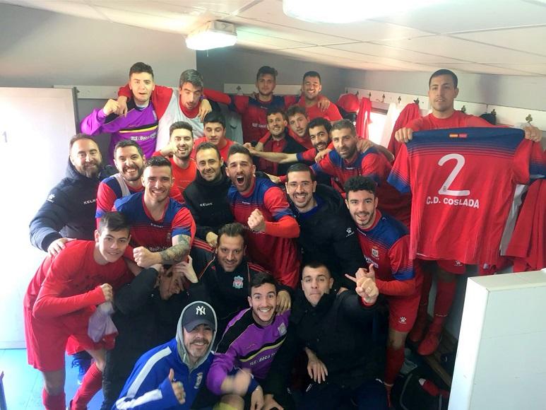Fútbol: Resultados Jornada 18-03. Empate del CD San Fernando en casa y Victoria del CD Coslada fuera.