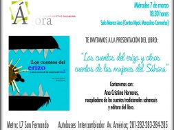 aapresentacion libro cuentos sahara