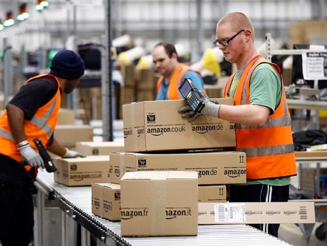 Amazon: Las secciones sindicales del centro, anuncian  que próximamente realizarán nuevas movilizaciones
