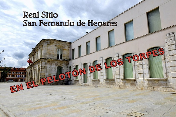 «El Ayto. de San Fernando de Henares… En el Pelotón de los Torpes» de la Cámara de Cuentas.
