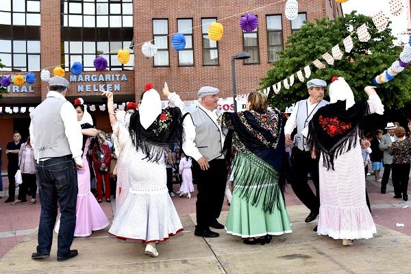 Éxito absoluto de público tanto en las Fiestas de San Isidro, como en la XIV edición de la Feria de Artesanía y Reciclaje de Coslada.