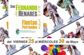 RED-Fiestas Patronales San Fernando de Henares 2018 –