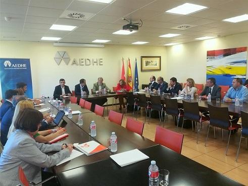Ciudadanos (Cs) San Fernando de Henares se reúne con la As. Empresarial AEDHE y con Comerciantes Locales, para recoger sus preocupaciones y sugerencias.