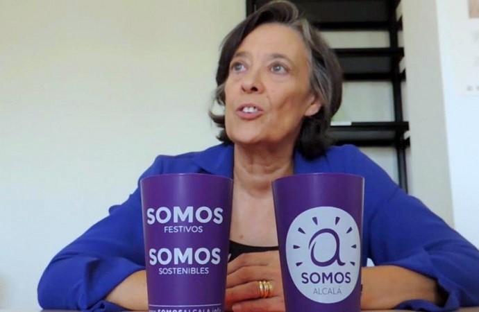 """Olga García, Primera Teniente de Alcalde y edil de Podemos en Alcalá de Henares entregó un piso de """"viviendas protegidas"""" sin concurso, a una compañera de su partido, que además fue nombrada asesora."""