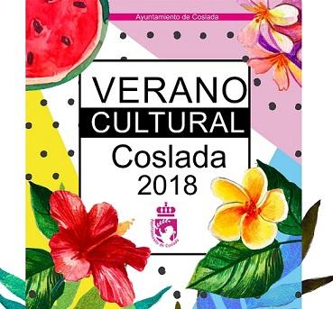 Nueve espectáculos de gran nivel componen la programación cultural de Coslada para este verano 2018