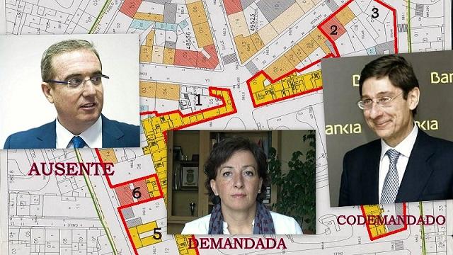 """La Asociación El Molino nos ofrece una """"Crónica Urgente de Juzgados: Bankia se persona en el Juzgado Contecioso"""""""