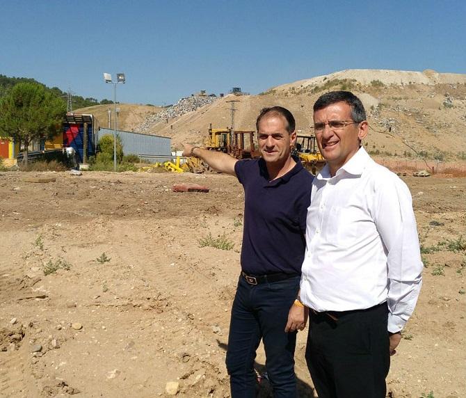 Ciudadanos rechaza la ampliación del vertedero de Alcalá de Henares propuesta por el nuevo consejero de Medio Ambiente.