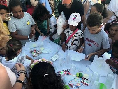 Con el apoyo del Ayto., Coslada acoge a niños y niñas saharauis dentro del programa Vacaciones en Paz.