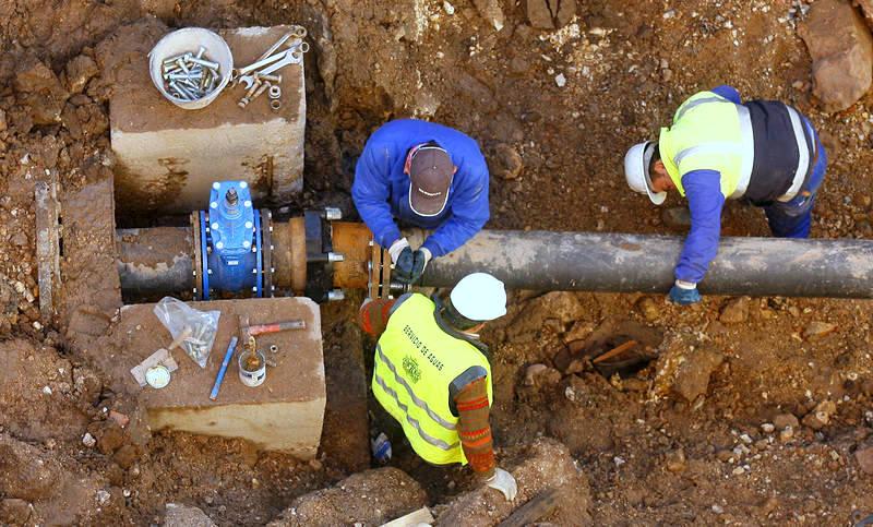 Zona Coslada.- Alteraciones o cortes en el suministro de agua debido a una avería ocurrida en el término municipal de Madrid.