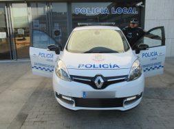 policía Sanfernando Hres.