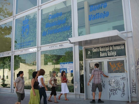 Coslada.- La Concejalía de Empleo se traslada temporalmente al Centro de Formación Buero Vallejo a partir del 3 de septiembre.