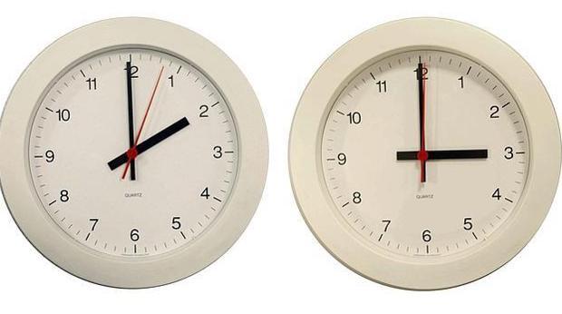 ¿Se terminará  este año  el polémico cambio de hora en Invierno y Verano?