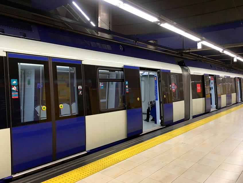 Reapertura del tramo de Metro, Hospital del Henares – Estadio Metropolitano, el próximo sábado 15 de Septiembre.