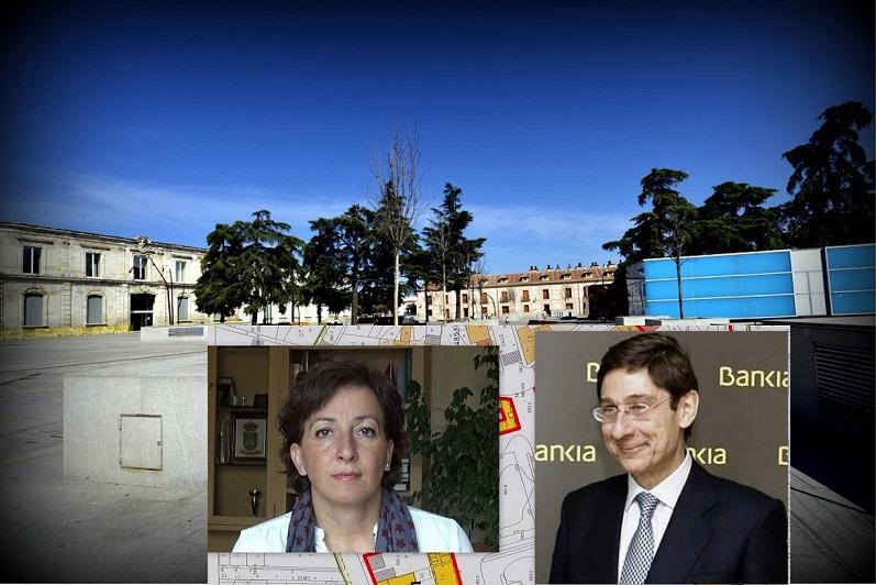 Nueva información de la Asociación el Molino sobre el caso Plaza de España» EL AYUNTAMIENTO Y BANKIA SE LÍAN»