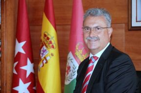 RED -Raúl López Exalcalde de Coslada