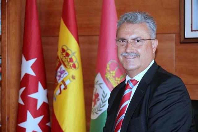 El exalcalde de Coslada, Raúl López (PP) acusado en un informe de la guardia civil de malversación por el 'caso Púnica'
