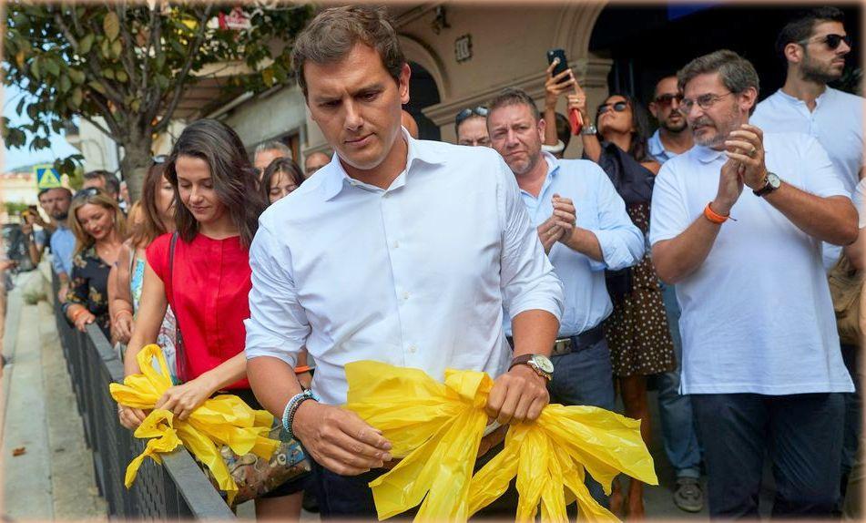 ¿Qué se oculta verdaderamente detrás de los lazos amarillos en Cataluña?.
