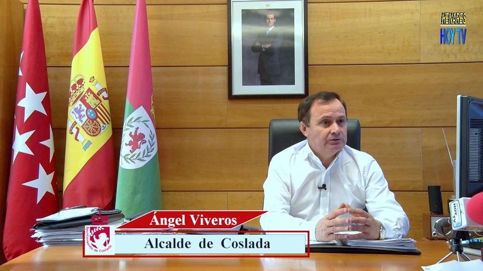 Se le acumulan las complicaciones al recién nombrado-por el PSOE-M-candidato a la Alcaldía de Coslada y actual alcalde, Ángel Viveros.