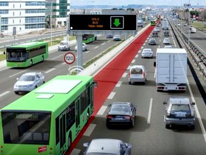 La Comunidad  de Madrid reclama al Gobierno de Pedro Sánchez, la necesaria y urgente construcción del carril Bus-VAO en la A2