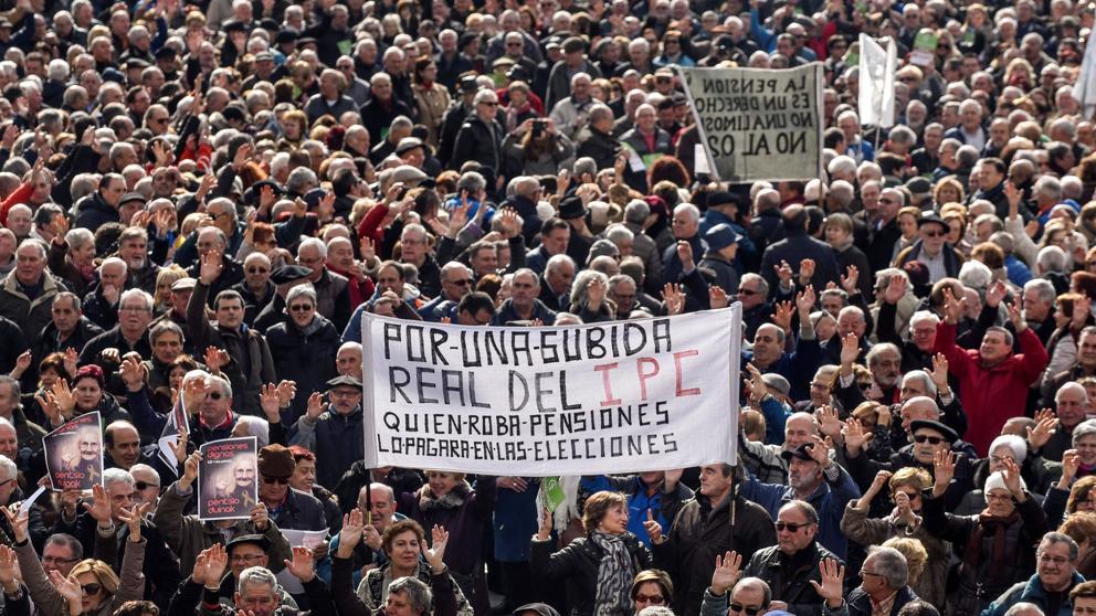 Pensionistas: El Gobierno dice ahora que dedicará la recaudación de las transacciones financieras a las pensiones…