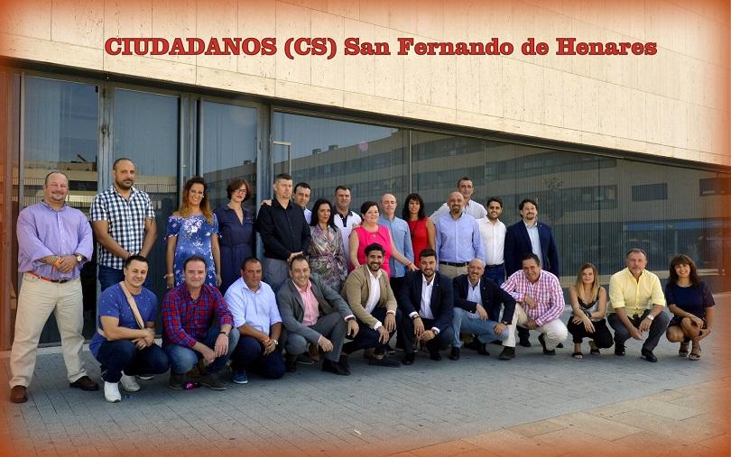 Ciudadanos (Cs) San Fernando de Henares critica la incapacidad del Equipo de Gobierno y de su alcaldesa, para gestionar los contratos del Ayuntamiento.