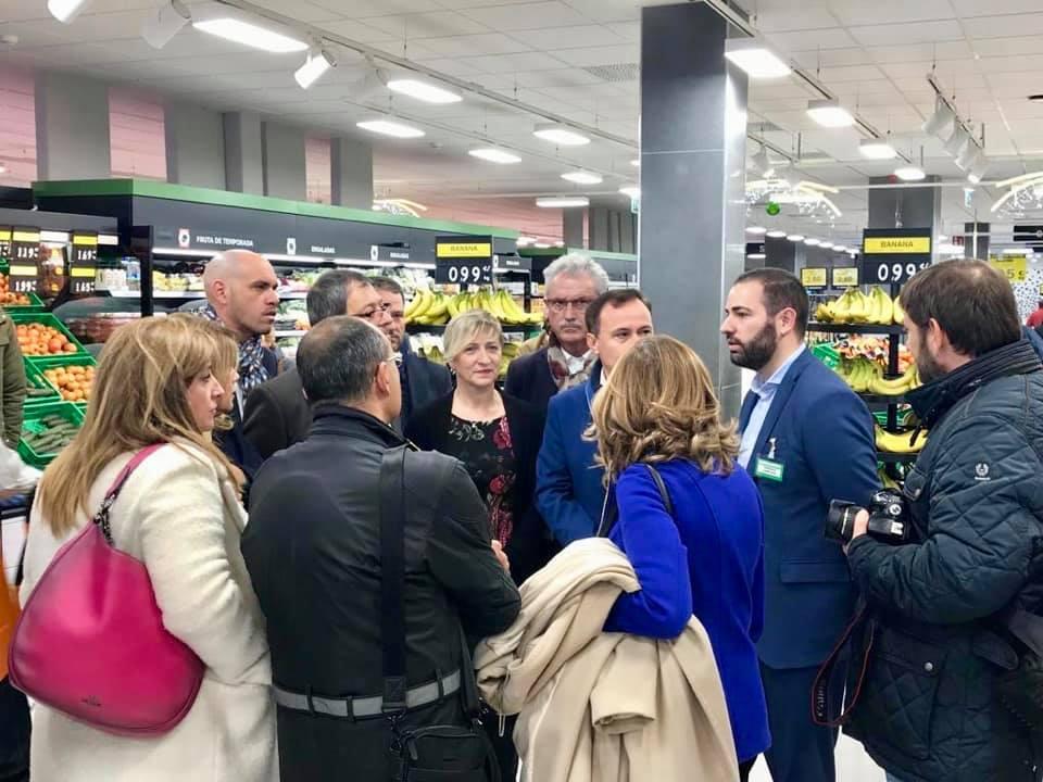 Mercadona Abre sus puertas. Inaugurado en Coslada un nuevo establecimiento de Mercadona que empleará a unas 44 personas.