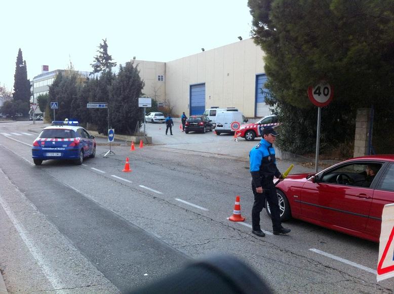 Coslada.-Atención Conductores: Denunciado por circular con su vehículo 60 km/h por encima del límite permitido en la calle Virgen de la Cabeza.