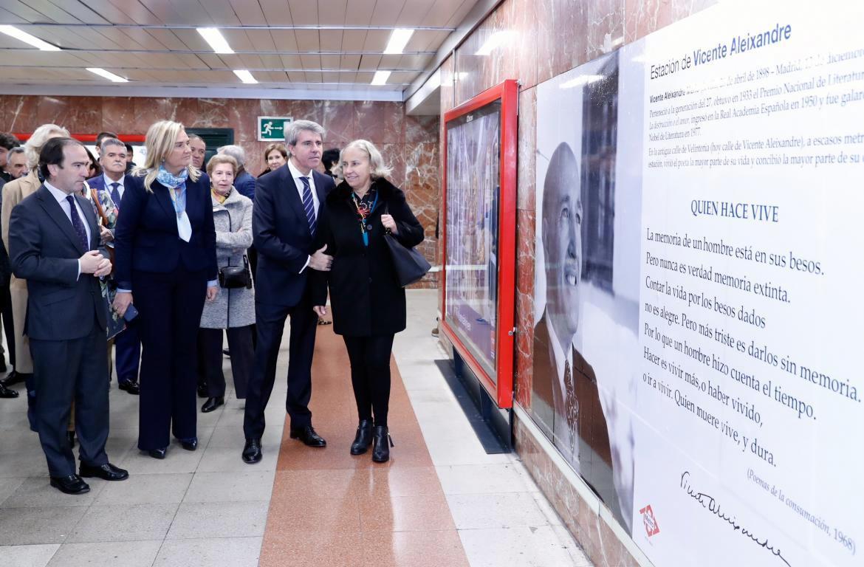 Las estaciones de Metro de Atocha y Metropolitano cambian de nombre y la Línea 7de Metro tendrá una estación más: Arroyo Fresno, cuando se terminen las obras el 1er Trimestre del próximo año.