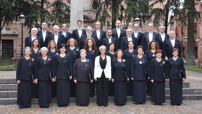 """Concierto de Navidad de la Schola Cantorum de Alcalá de Henares. """"Música para la Misa del Gallo"""""""