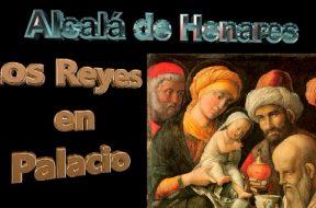 Portada Reyes en Palacio