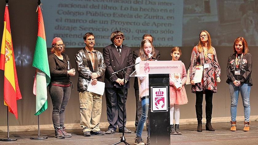 Entregados en Coslada los Premios Estatales de Aprendizaje Servicio (ApS): 16 premiados y ocho finalistas.