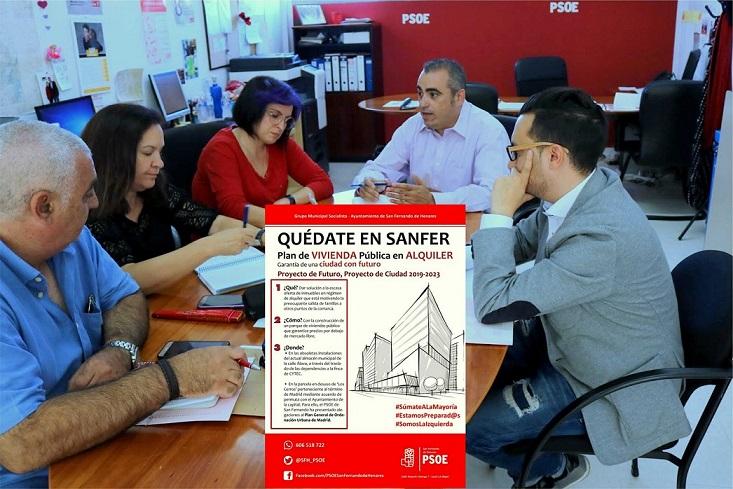 La Asociación El Molino, continúan analizando la viabilidad de las propuestas electorales que los  Partidos Políticos, van dando a conocer para  las elecciones Municipales de 2019.