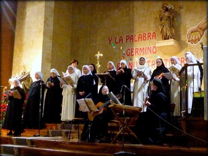 Concierto-oración en honor a la Virgen, sábado 26 de enero a las 20:00h en la Parroquia de la Purificación de Nuestra Señora C/ Coslada, 14-16, en San Fernando de Henares.