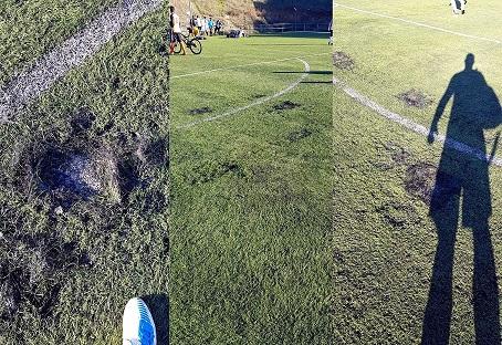 El PP- Coslada exige la inmediata reparación del campo de fútbol de la calle México.