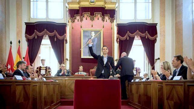 Alcalde socialista de Alcalá, Javier Rodriguez Palacios, y candidato a la reelección, será Juzgado y se enfrenta a una petición de pena de 13 años de inhabilitación.