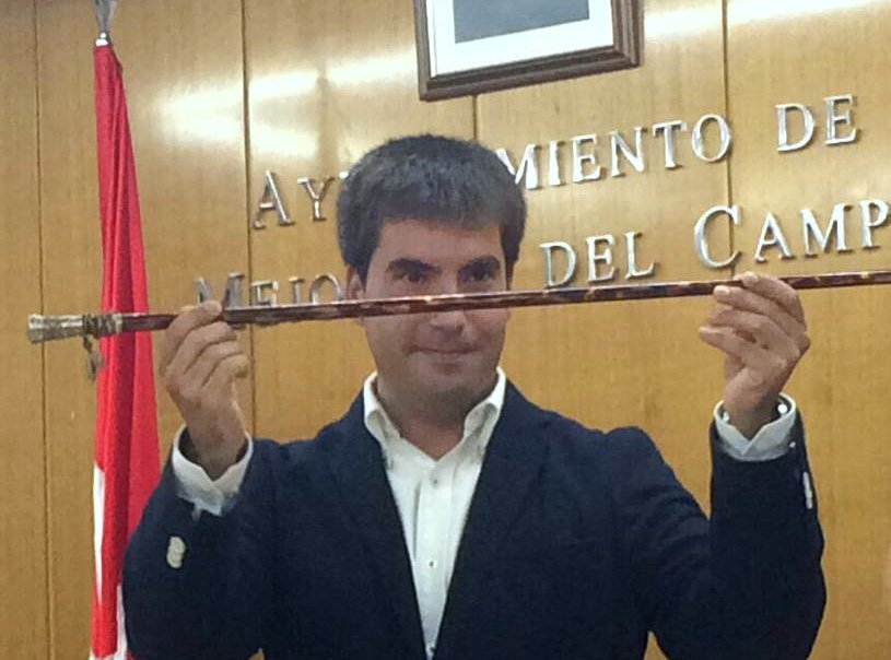 Jorge Capa -PSOE-Alcalde de Mejorada